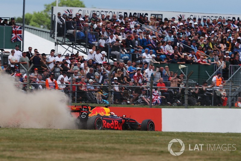 "Ricciardo says ""fifth was the maximum"" from back of grid"