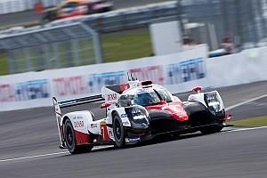 WEC Actualités Des soucis aéro ont coûté cher à Toyota sur le Nürburgring