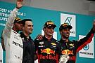 Verstappen végre célba ért, és rögtön nyert: Ricciardo csak asszisztált