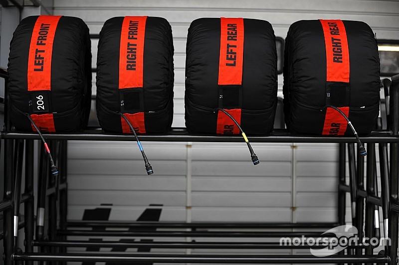 Гран При Китая: шины на гонку