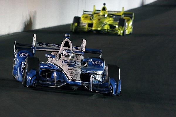 IndyCar Newgarden not apologetic for pass on Pagenaud