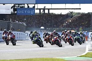 MotoGP Nieuws Conceptkalender MotoGP 2018: Silverstone ontbreekt, Assen een week later