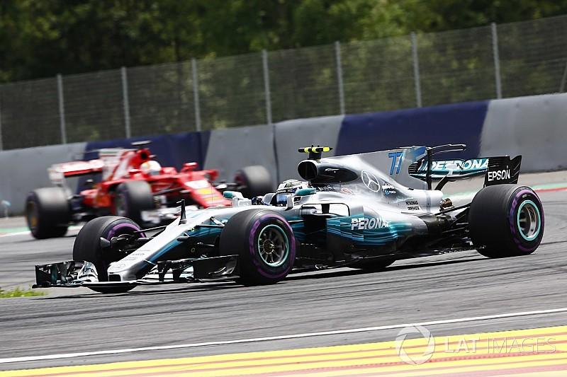 Ferrari ve Mercedes, Silverstone'da yeni motora geçecekler