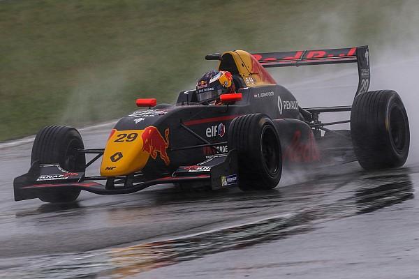 Formule Renault Raceverslag Verschoor en Opmeer tonen snelheid in Formule Renault NEC