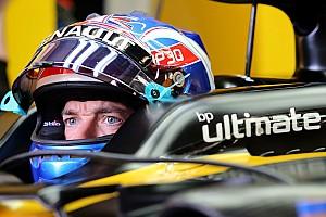Formula 1 Breaking news Palmer says he