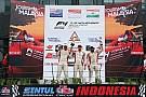 Lima kali naik podium, Presley juara umum F4/SEA di Sentul