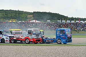 Kamion Eb BRÉKING FIA ETRC: Kiss Norbi értékes pontokat szerzett Mostban