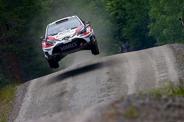 WRC Noticias Finlandia elimina el salto de Ouninpohja para el WRC 2018