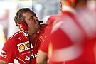 Raikkonen's race engineer Greenwood leaves Ferrari