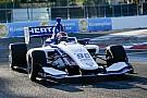 Indy Lights La pioggia regala la pole di Gara 2 a Colton Herta