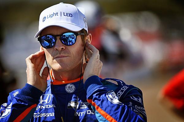 """IndyCar 【インディカー】勝利を失ったディクソン、""""謎の""""コーションに憤慨"""