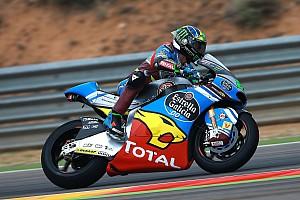 Moto2 Prove libere Aragon, Libere 3: Morbidelli beffa Pasini a tempo scaduto