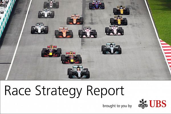 Formula 1 Strateji Raporu: Mercedes, Vettel'i yavaşlatmak için Bottas'ı nasıl kullandı?