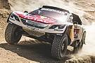 Rallye-Raid Maroc, étape 2 – Sainz remporte une spéciale raccourcie