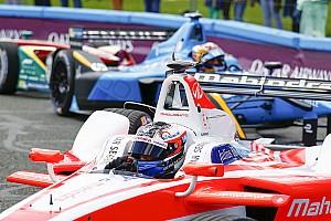Formule E Résumé de course Course - Rosenqvist premier à l'arrivée... Buemi vainqueur!