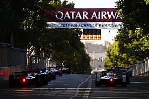 Formula E Resultados La parrilla de salida del ePrix de París