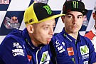 Rossi over bijna-botsing met Viñales: