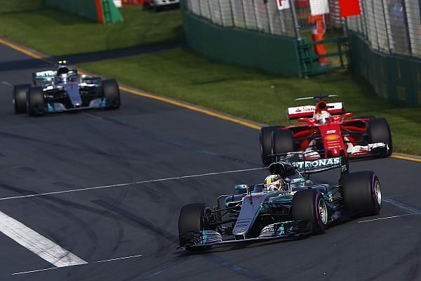 Формула 1 Аналитика Анализ: как Хэмилтон проиграл Гран При Австралии на раннем пит-стопе