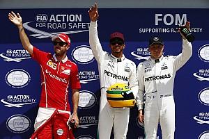 Formula 1 Hasil Grid start balapan GP Kanada 2017