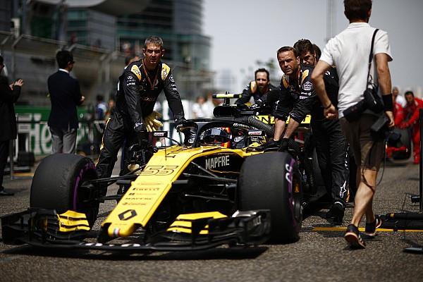 Формула 1 Новость «Другие оказались умнее». Renault разочаровал собственный прогресс