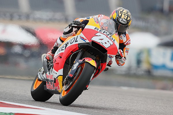MotoGP Breaking news Pedrosa: Austin points would give pain