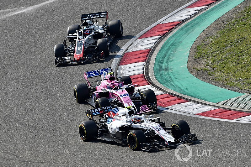 Mercedes open to Haas-style deal with Williams or Force India
