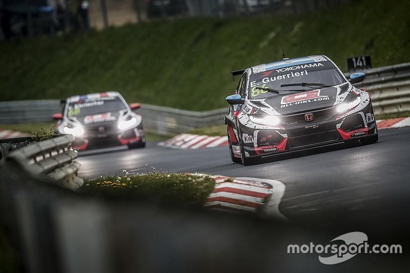 Nurburgring WTCR: Guerrieri 2018'deki ilk yarışını kazandı