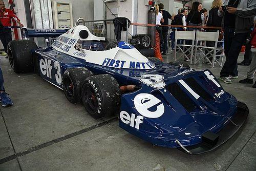 """Video Martini: """"La Tyrrell a sei ruote? La considero la geisha della F1!"""""""