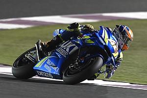 MotoGP Ultime notizie Rins cade, ma ci crede: