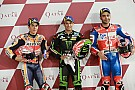 Starting grid MotoGP Qatar 2018