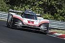 WEC Porsche obliterates Nordschleife record with 919 Evo