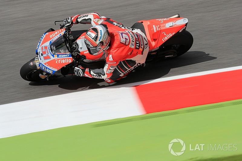 Queda de Pirro em Mugello faz MotoGP mudar regra
