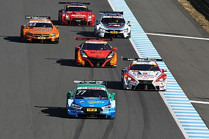 Vielbeachteter DTM-Showauftritt beim Super-GT-Finale in Japan