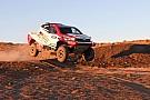 Toyota: Завдання - вийти з тіні на «Дакарі»