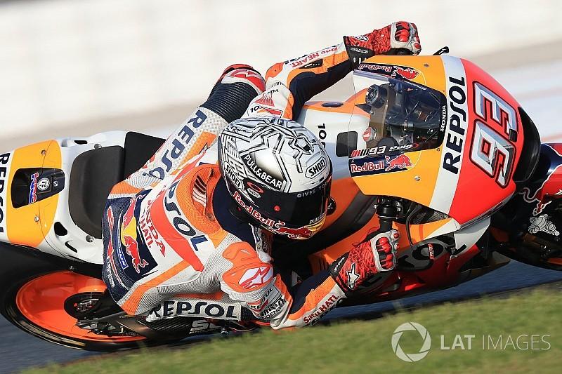 Biaggi: Marquez daha en iyi performansını sergilemedi