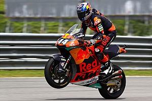 Moto2 Raceverslag Oliveira domineert ook in Maleisië en boekt tweede zege op rij