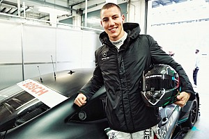VLN News Mercedes-AMG holt Raffaele Marciello fest in den Kader