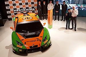 Endurance Conferenza stampa Grasser e Orange1: livrea aggressiva per la Huracan GT3 nel BES!