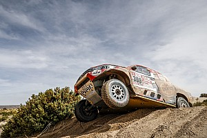 Dakar Stage report Dakar 2018, Stage 11: Ten Brinke quickest for Toyota