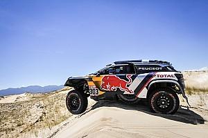 Dakar Noticias de última hora Peugeot ahora sí apuesta por Sainz