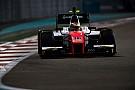 Tes F2 Abu Dhabi: Deletraz pimpin hari pertama, Gelael P16