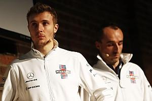 Формула 1 Новость Сироткин: Я фактически живу на базе Williams
