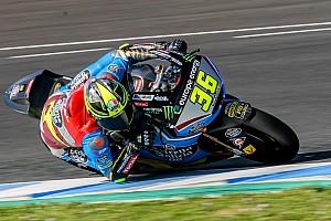 Moto2 Galería Galería: las fotos del test de Moto2 y Moto3 en Jerez