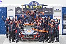 WRC Sweden WRC: Neuville takes points lead with win