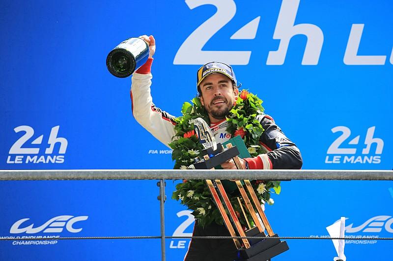 Fernando Alonso siegt in Le Mans: Lob von allen Seiten