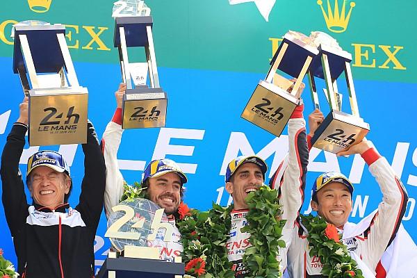 Le Mans Results