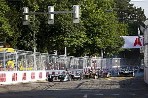 Formula E Special feature Agag column: The pinnacle of street racing construction