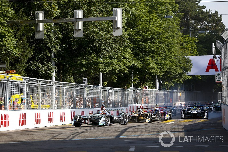"""How the Zurich FE race """"surpassed expectations"""""""