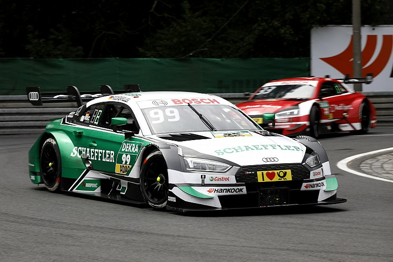 Norisring, Libere 3: l'Audi rialza la testa con Rockenfeller
