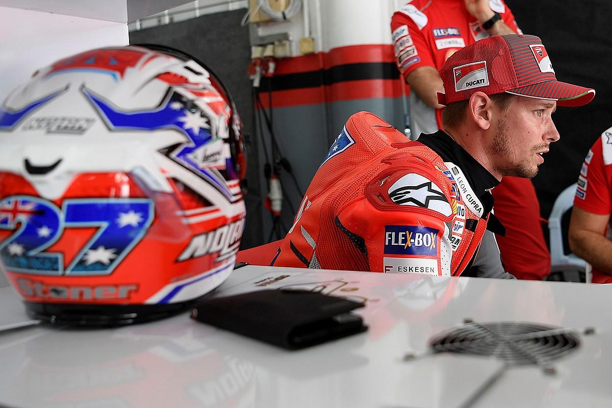Стоунер пояснив відмову Ducati: Вони не слідують моїм вказівкам